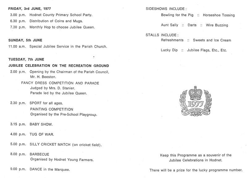 Silver Jubilee 1977 Picture2