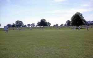 Cricket Hodnet June 1963