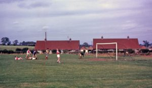 Football Hodnet September 1963