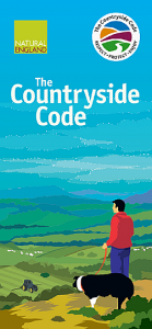 Countryside Code Cover