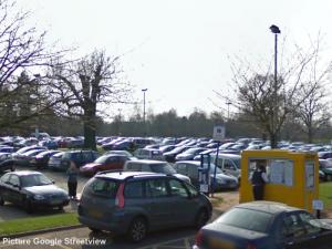Princess Royal Hospital Car Park