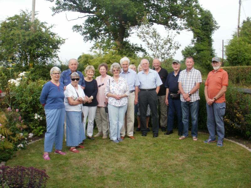 Garden Club Visit July 2017